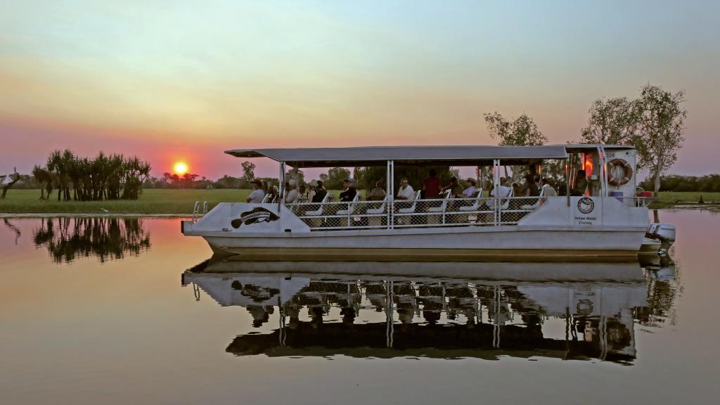 Yellow Water Sunset Cruise  (photo copyright Ian Morris)