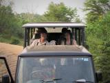 Jeep at Udawalawe National Park  (photo copyright Keith Fisher)